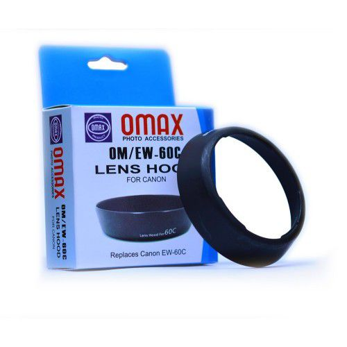 Omax Lens Hood For Canon EF