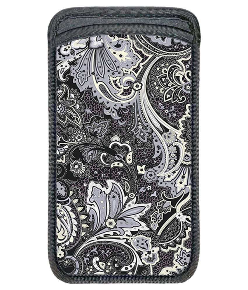 Zapcase-Printed-Pouch-For-Acer-Liquid-Z530