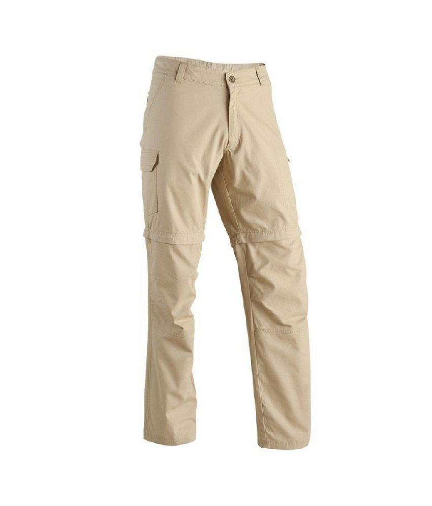 Quechua Arpenaz 100 Men Convertible Hiking Trousers