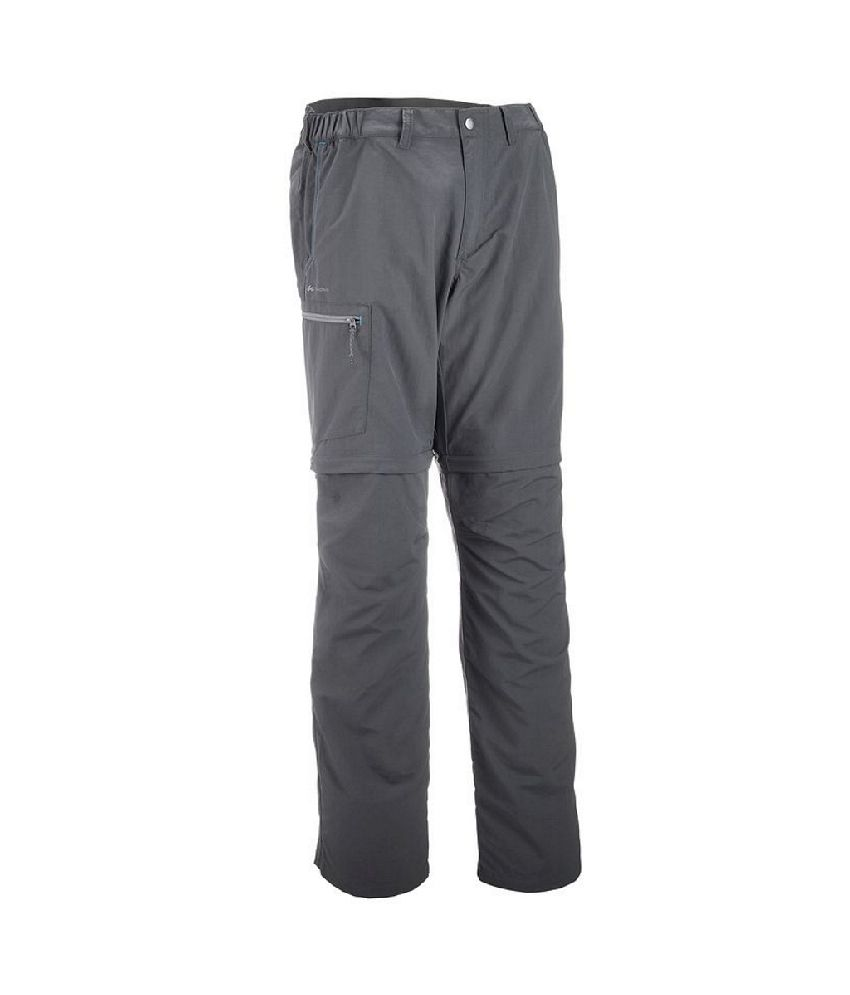 Quechua Forclaz 50 Men Hiking Convertible Trousers