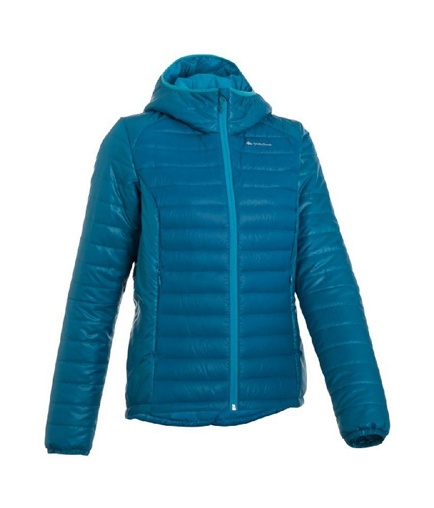 Quechua Xlight Women Hiking Down Jacket