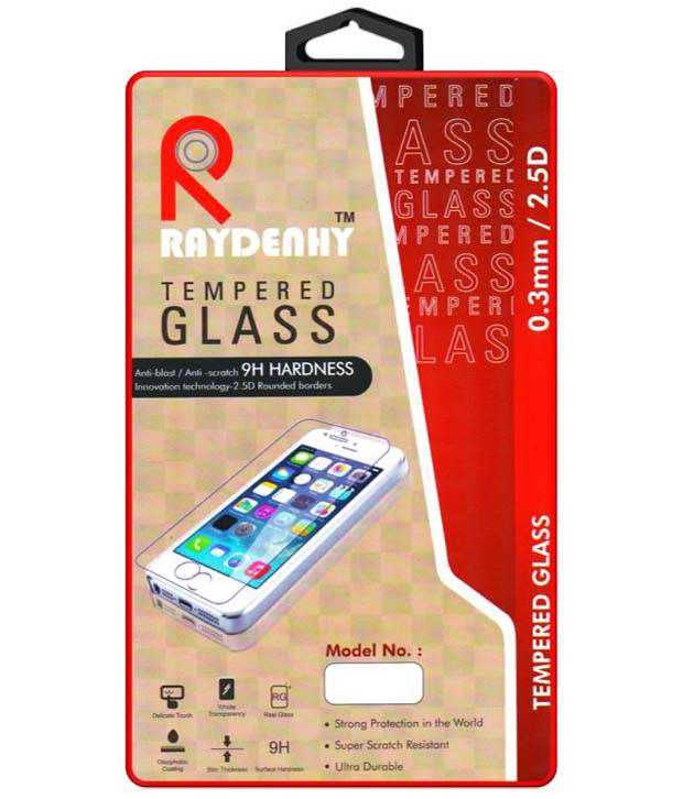 Xiaomi Redmi 2 Prime Tempered Glass Screen Guard by Raydenhy
