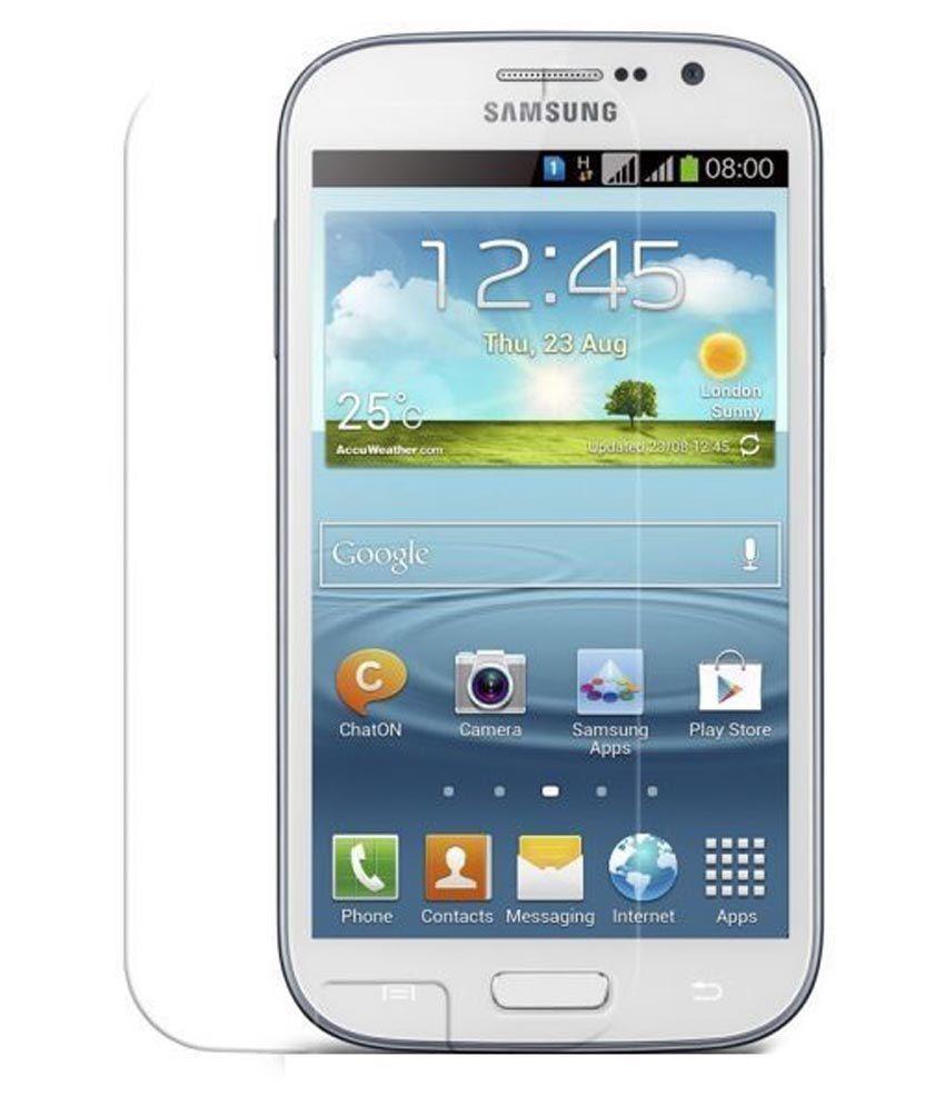 Samsung Galaxy Grand Quattro Tempered Glass Screen Guard by Anivet