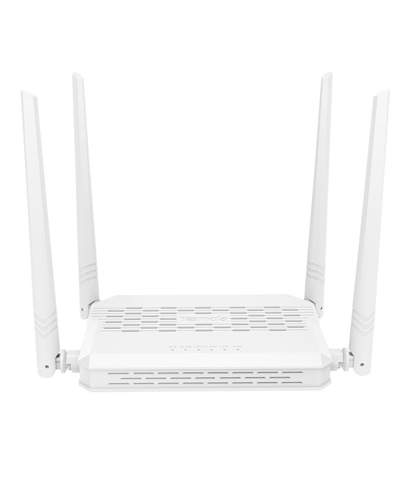 Tenda TE-FH330 300Mbps Wireless Router With Power Adapter & Installation Guide