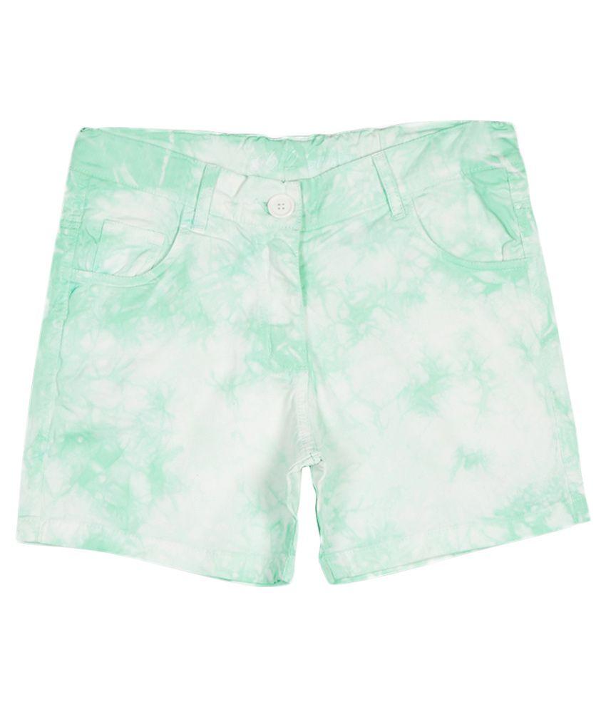 612 League Green Shorts