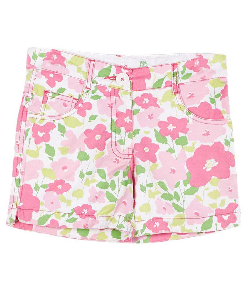 612 League Pink Shorts