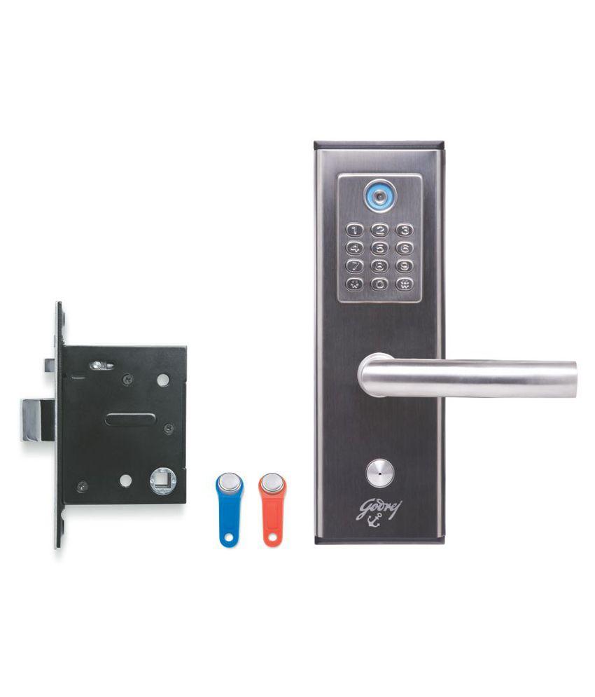 Buy Godrej I Secure Mortise Keypad Mortise Lock R Online