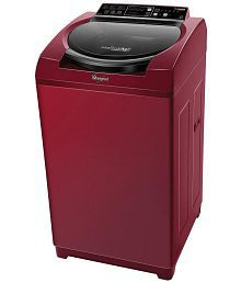 WHIRLPOOL 6.5 Stainwash Deep Clean (6.5 Kg) Fully Automatic Top Load Washing Machine WINE