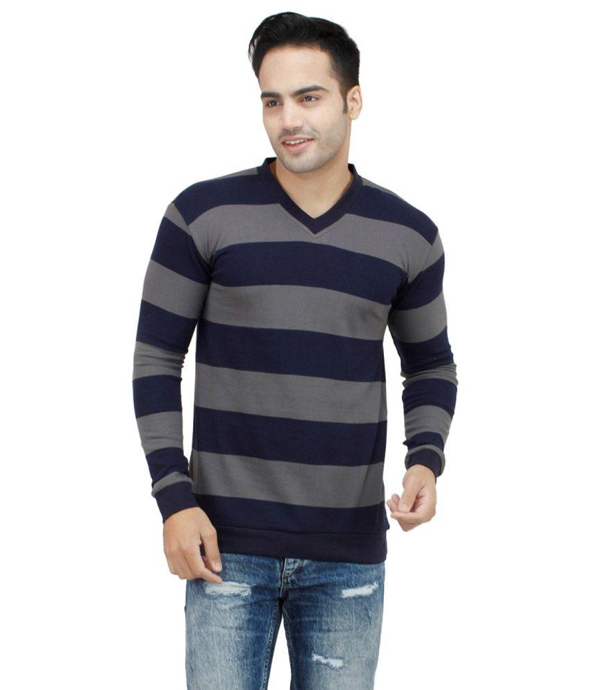 Inkdice Multicolor Cotton T-shirts