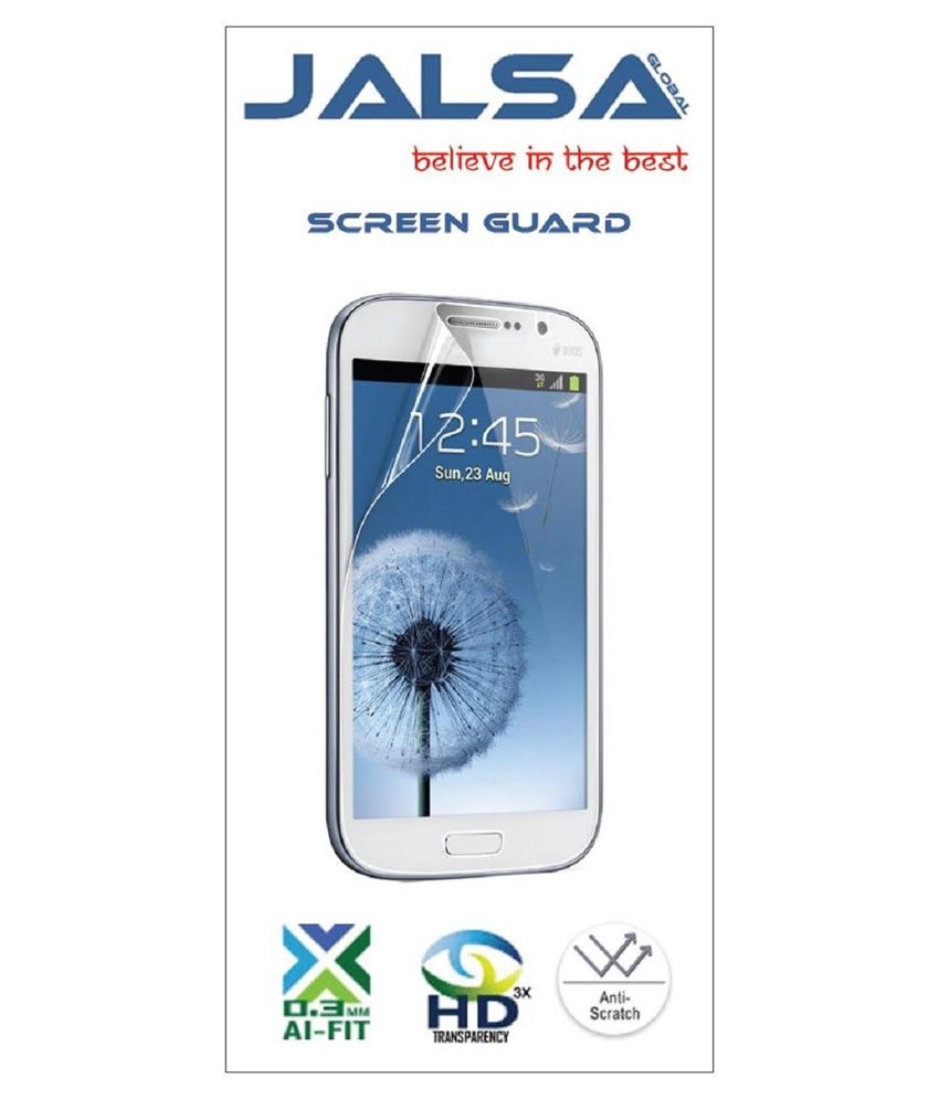 Samsung 7102 Screen Guard by Jalsa Global