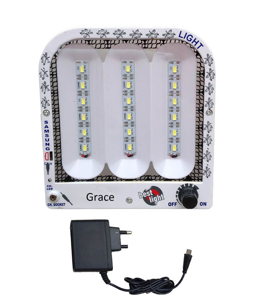 Grace Fashion Villa 12 LED Emergency Light