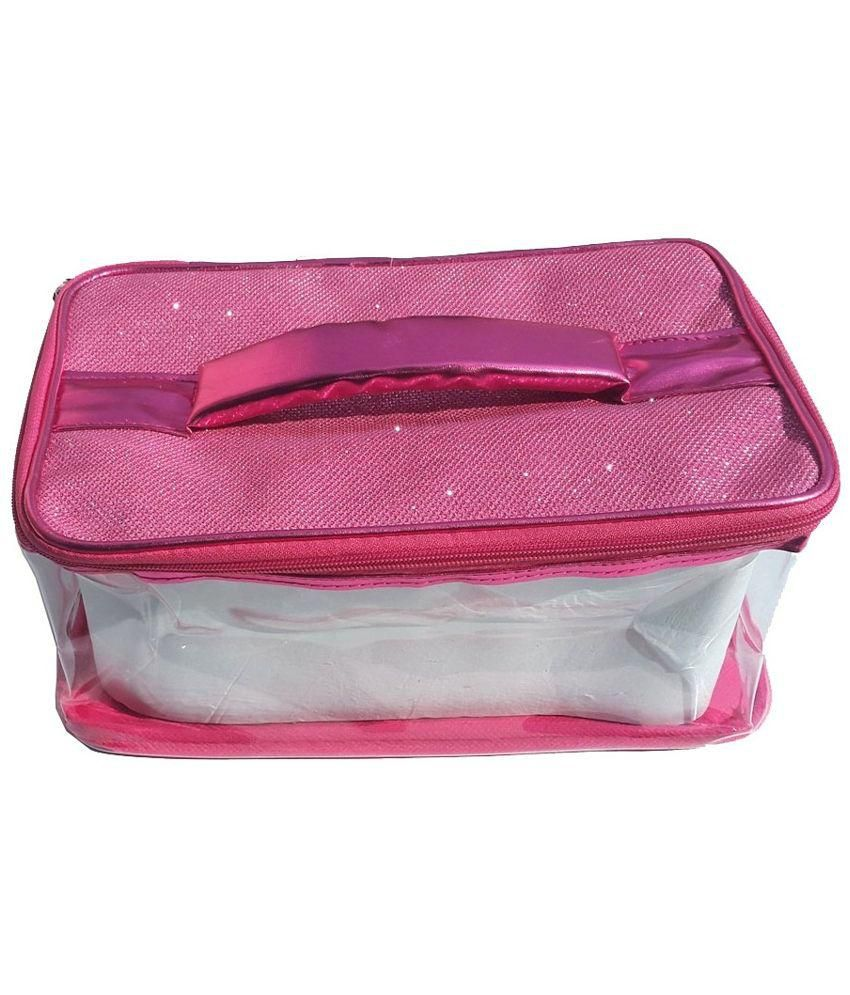 Skyhawk Pink Makeup Kit Bag