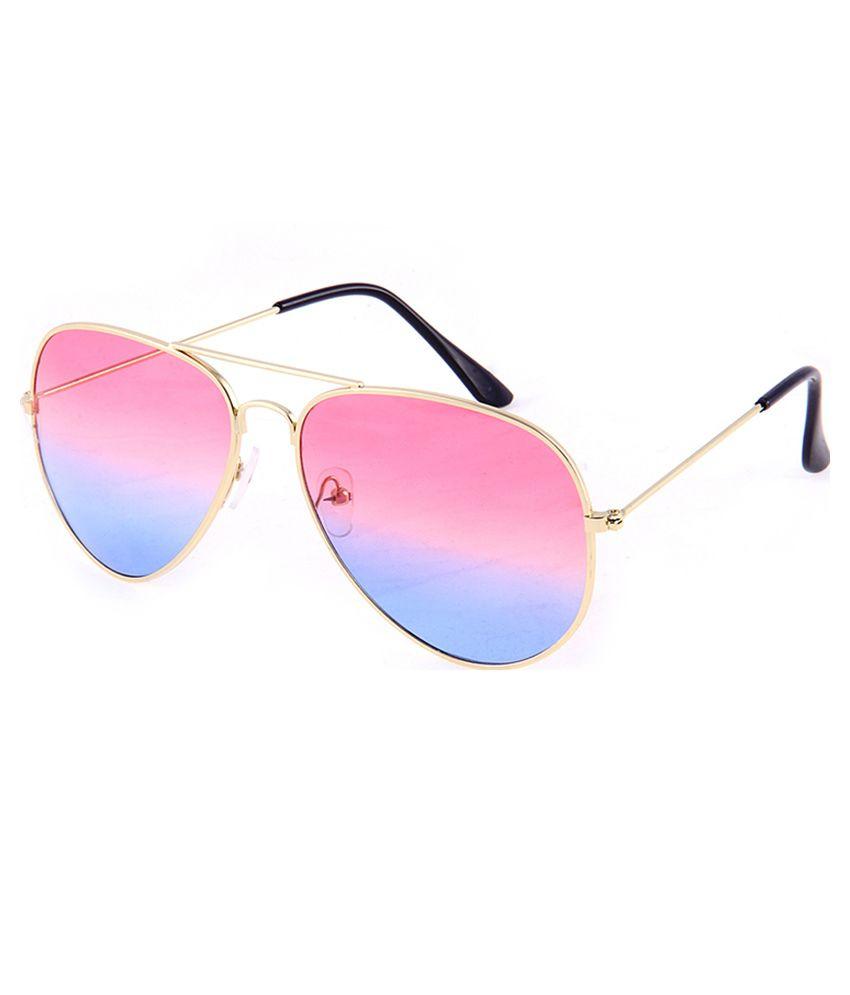 Di Tutti Medium Golden Sunglasses
