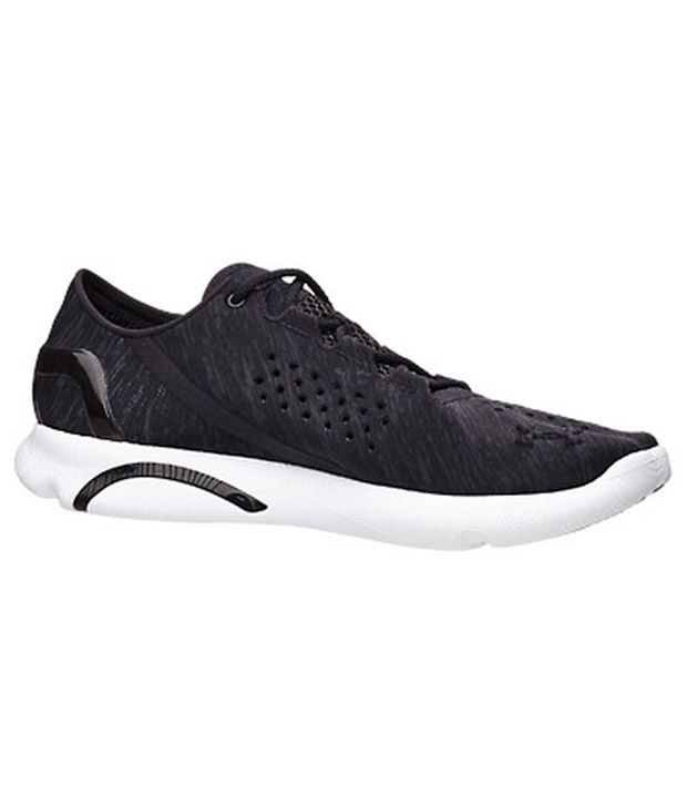 Under Armour Under Armour Black Speedform Apollo Twist Mens Shoes Medium Width (d)
