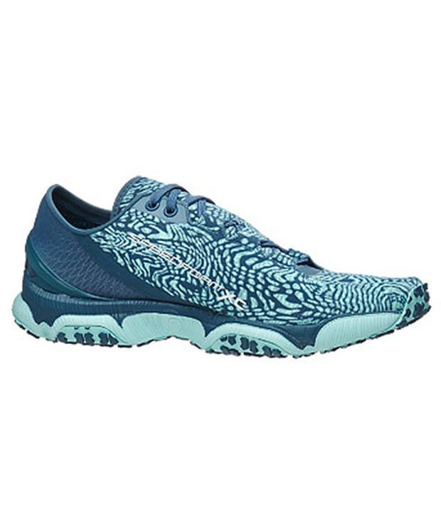 Under Armour Under Armour Blue Speedform Xc Womens Shoes Normal Width (b)