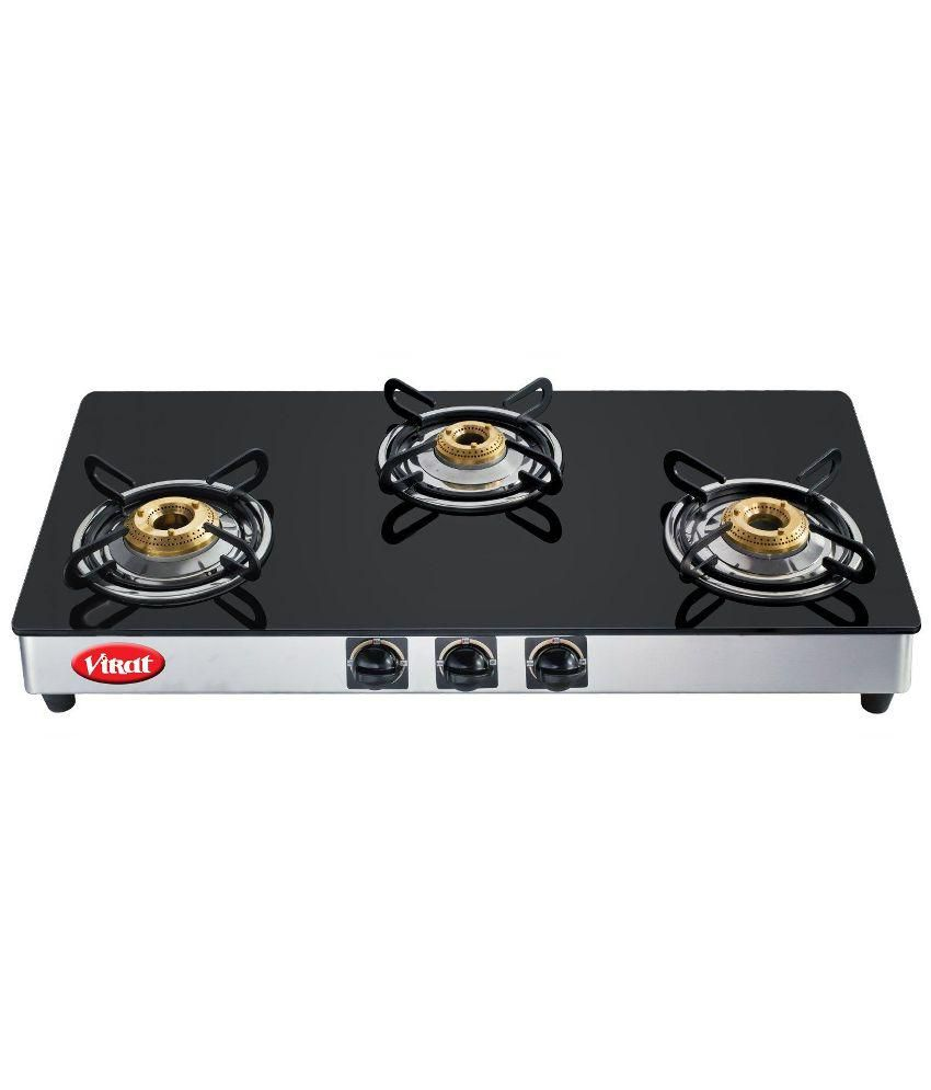 Virat-Sparkle-SS-3-Burner-Gas-Cooktop