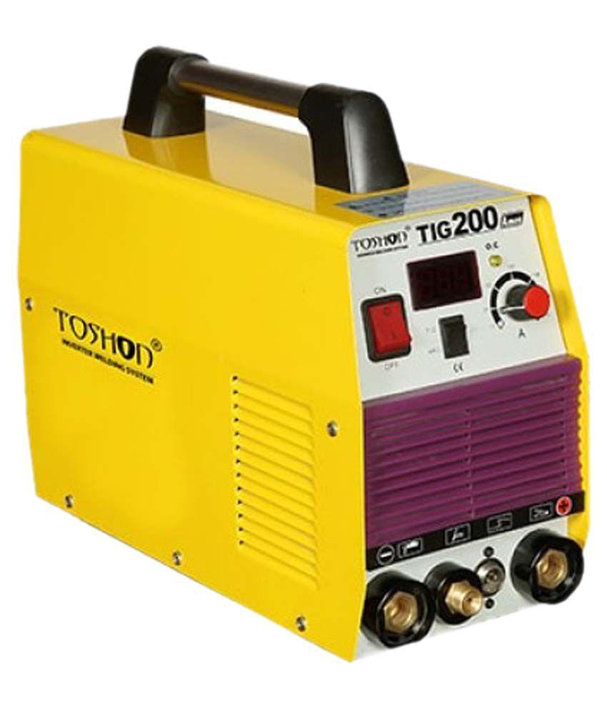 Toshon Tig Arc 200 Welding Machine: Buy Toshon Tig Arc 200 ...