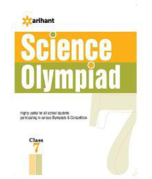 Olympiad Books Practice Sets - Science Class 7th