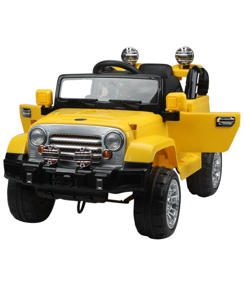 Coming Kids Jip.B Wild Children Jip Yellow Color Ride On Buy B Wild Children Jip
