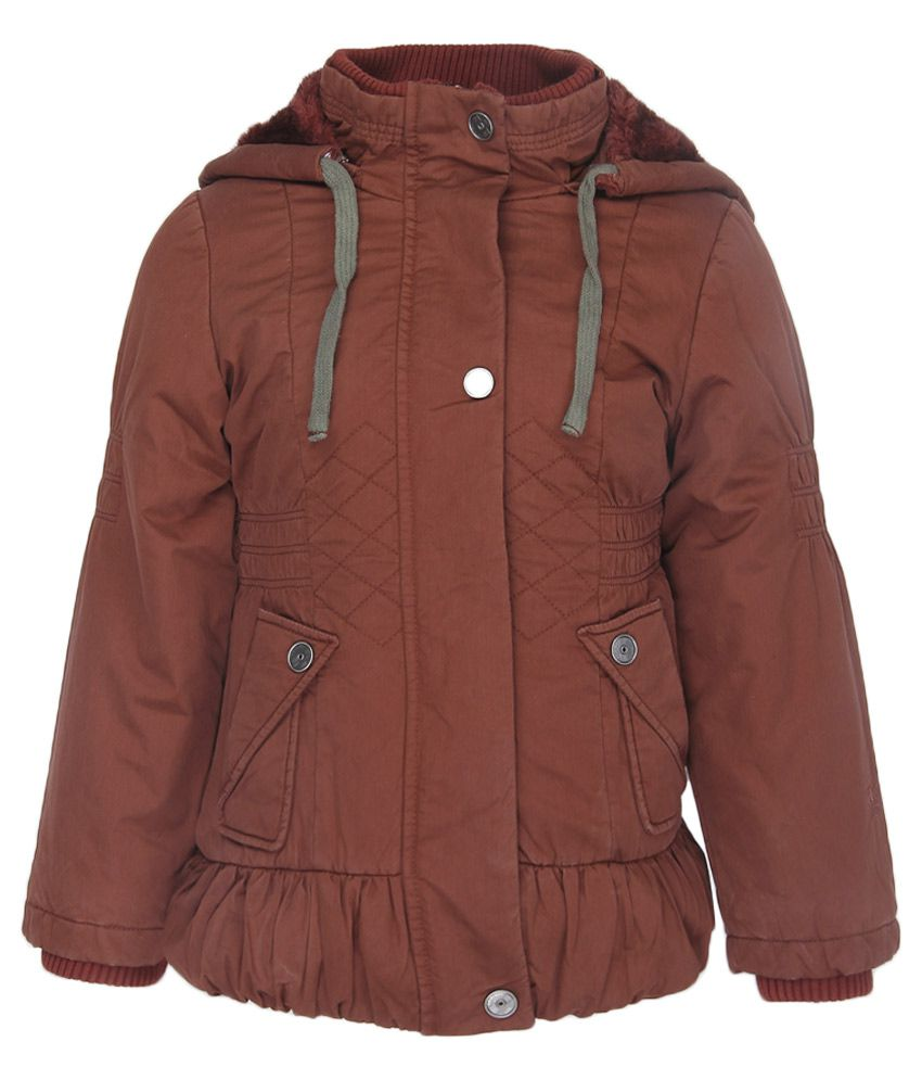 Fort Collins Brown With Hooded Jacket