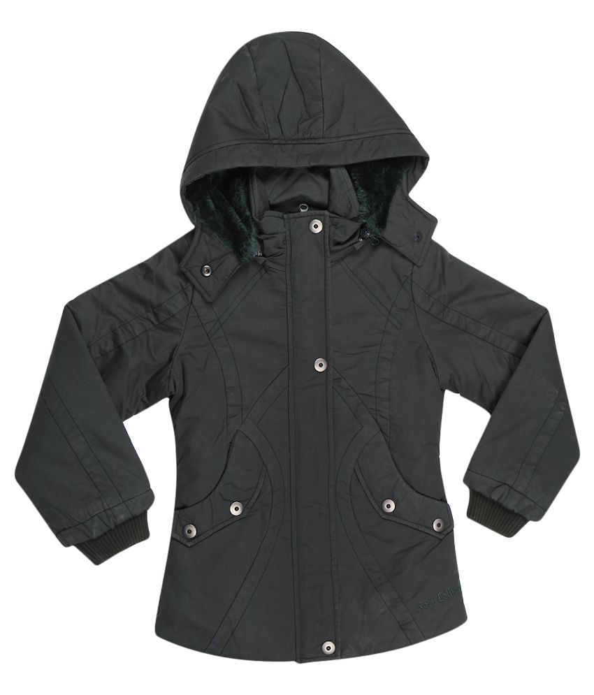 Fort Collins Gray With Hooded Jacket