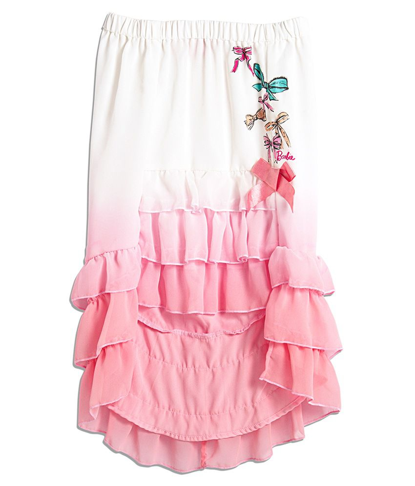 Barbie Pink Skirt
