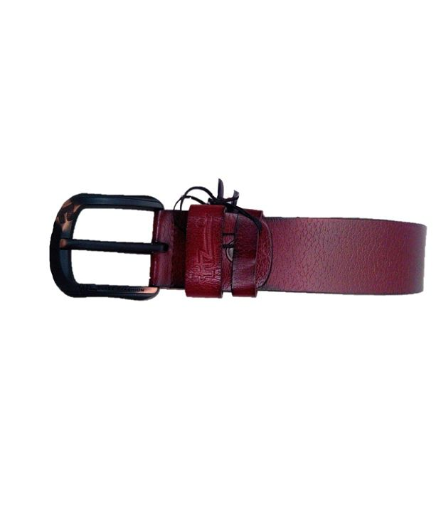 3591bc00913 Mod Jeans Brown Formal Belt For Men  Buy Online at Low Price in India -  Snapdeal