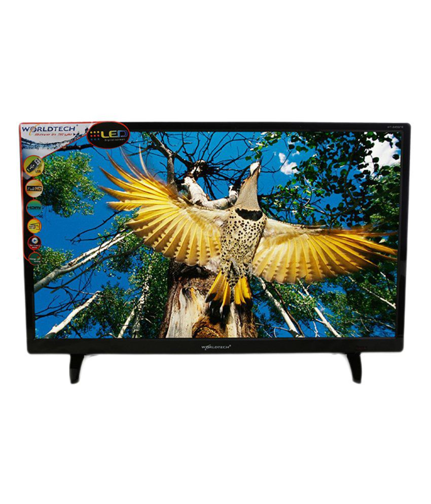 Worldtech WT-2455 61cm(24) Full HD LED Television