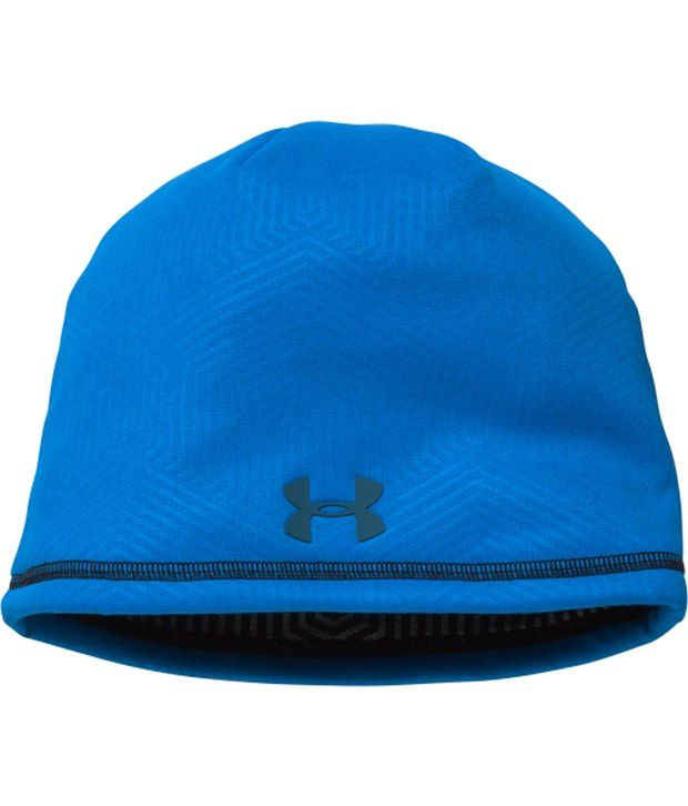 Under Armour Under Armour Men's Coldgear Infrared Elements Storm 2.0 Beanie Steel/stealth Grey