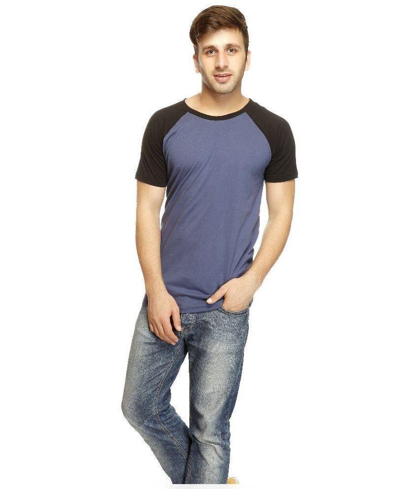 Gritstones Blue T Shirt