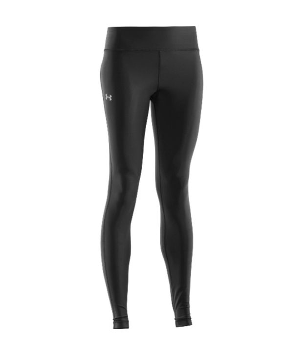 Under Armour Under Armour Black Womens Authentic Tights
