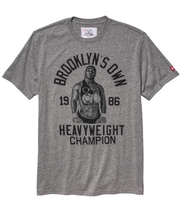 Under Armour Under Armour Grey Mens Roots Of Fight Graphic T-shirt