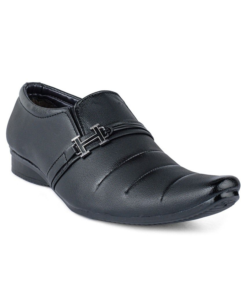 Snapdeal Leather Shoes