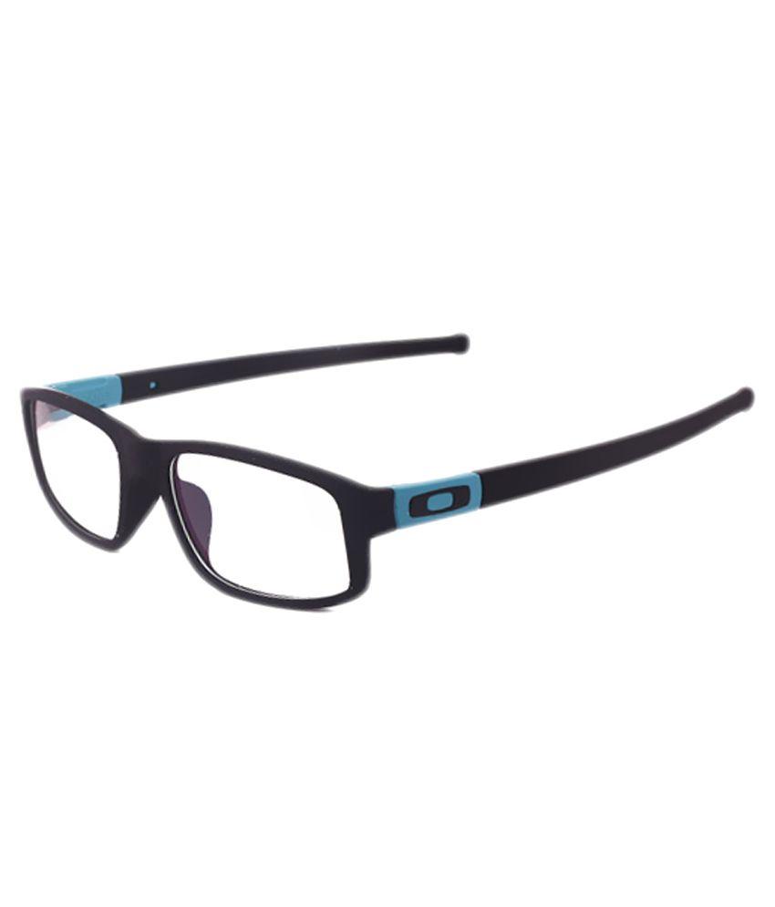 2e25bd7e2e David Martin Black Full Rim Rectangle Frame Eyeglasses - Buy David Martin  Black Full Rim Rectangle Frame Eyeglasses Online at Low Price - Snapdeal