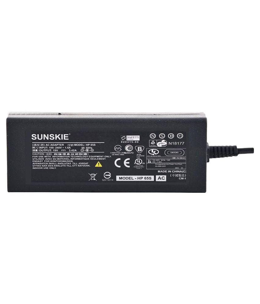 sunskieHP Laptop Adapter for Compaq Presario C300