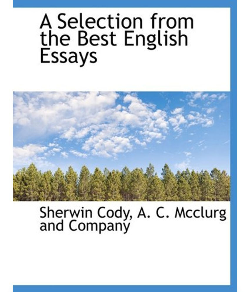 online essays in english