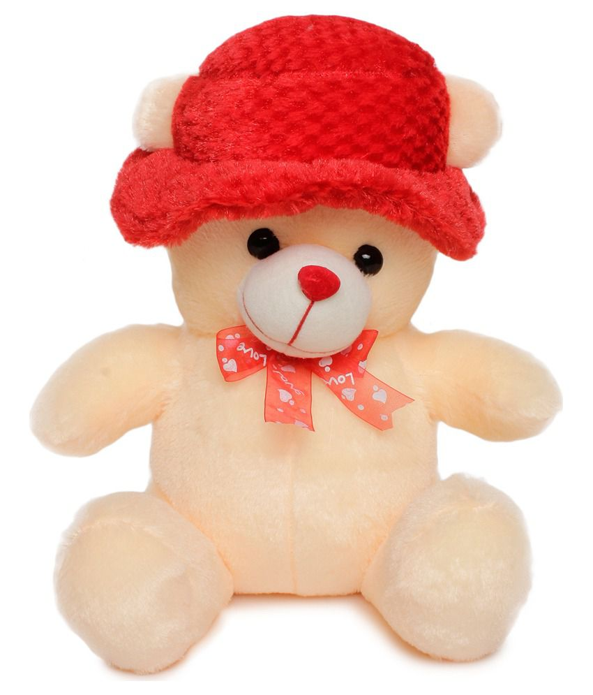 LES Chocolatiers Les Chocolatiers Teddy Bear Soft Toy Cream