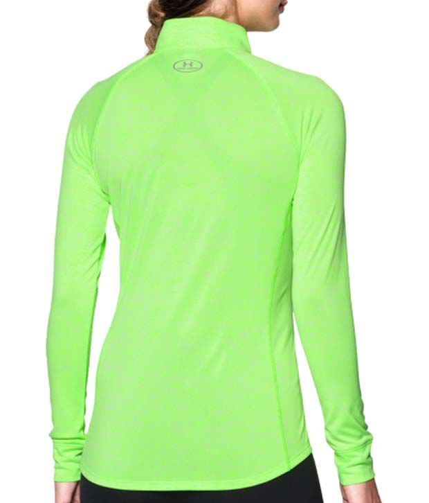 Under Armour Under Armour Women's Tech Twist Half-zip Long Sleeve Shirt, Jazz Blue