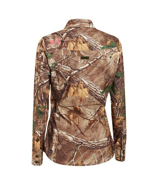 Under Armour Under Armour Women's Performance Field Shirt, Realtree Xtra