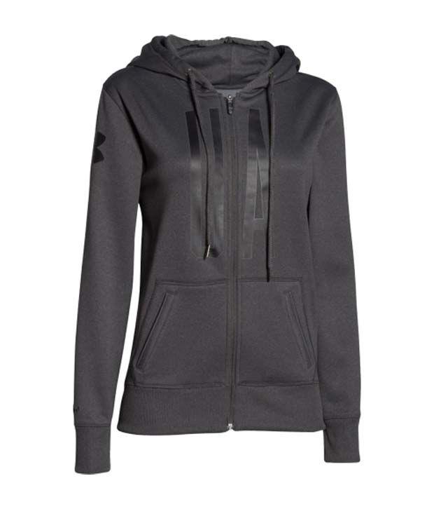 Under Armour Under Armour Women's Storm Armour Fleece Full Zip Graphic Hoodie, Baptista/cloud Gray