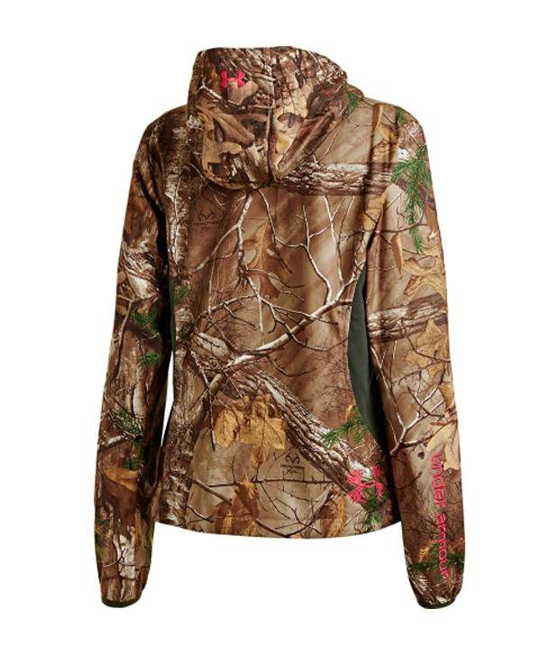 Under Armour Under Armour Women's Early Season Speed Freek Hoodie, Realtree Xtra