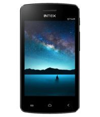 Intex Star PDA (Black, 748 KB)