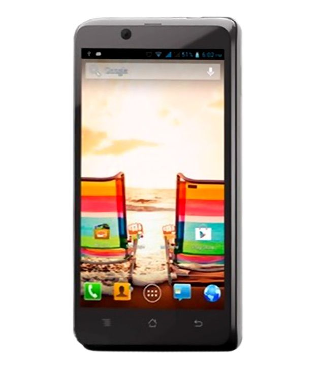 Micromax Canvas Ego A113 4GB Grey