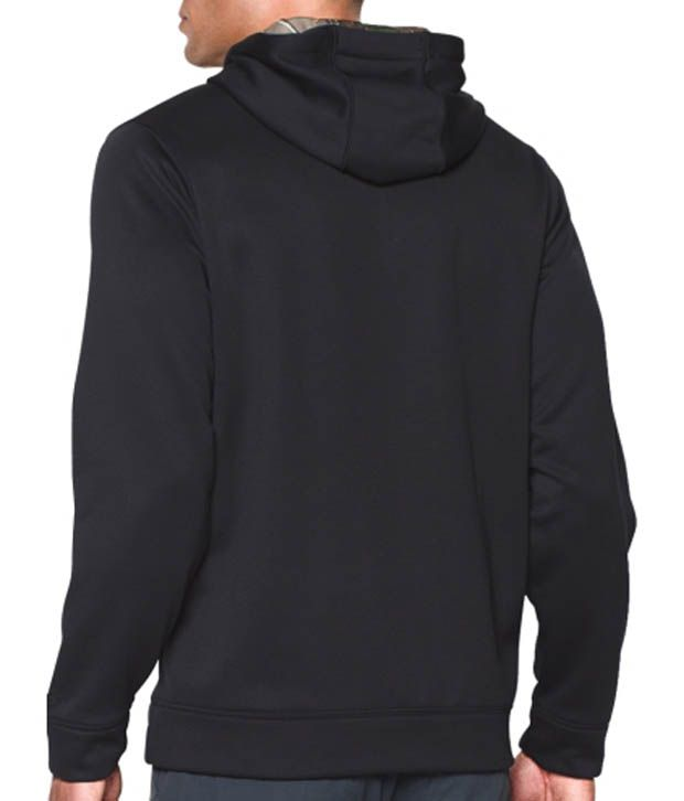 Under Armour Men's Storm Caliber Fleece Hoodie Velocity