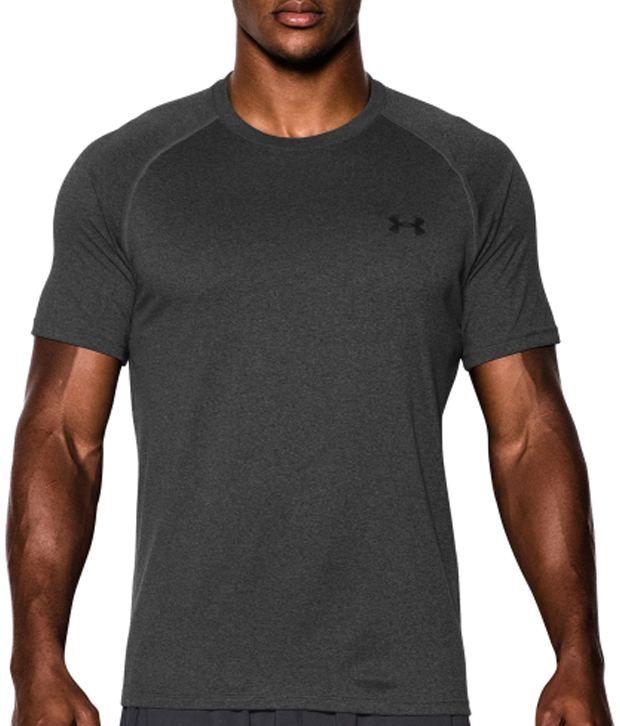 Under Armour Men's Tech II T-Shirt, Green Energy