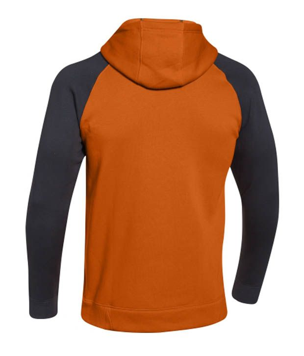 Under Armour Men's Terminator Hoodie Orange