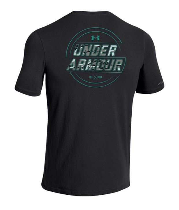 Under Armour Under Armour Men's Peacin Graphic T-shirt, Sapphire Lake