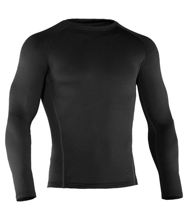 Under Armour Under Armour Men's Coldgear 2.0 Baselayer Shirt, Black