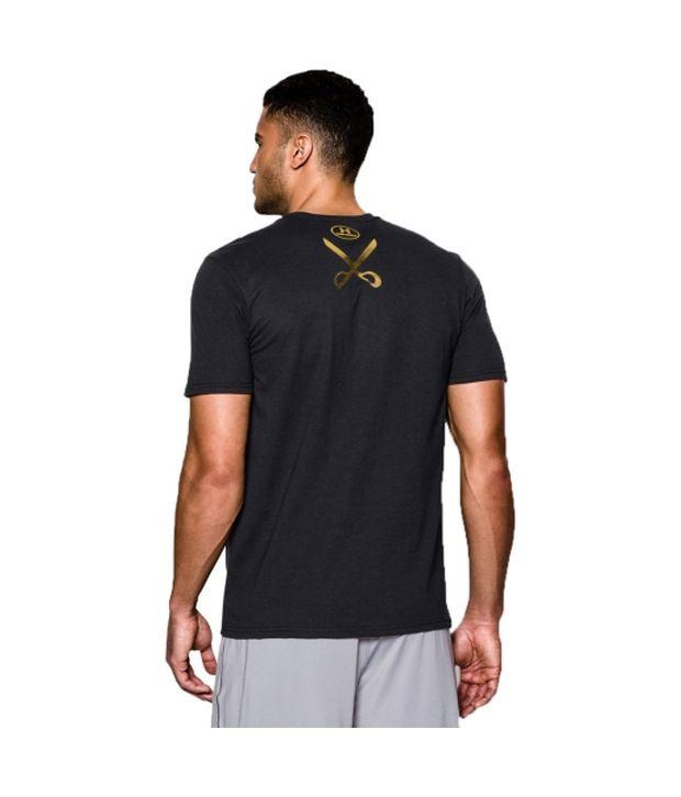 Under Armour Under Armour Men's Basketball Royal Graphic T-shirt, Blue Jet