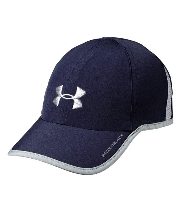 Under Armour Under Armour Men's Armourlight Shadow Adjustable Hat, Velocity/graphite